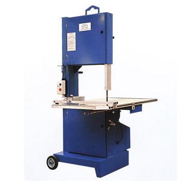 Cellular Concrete Band Saw